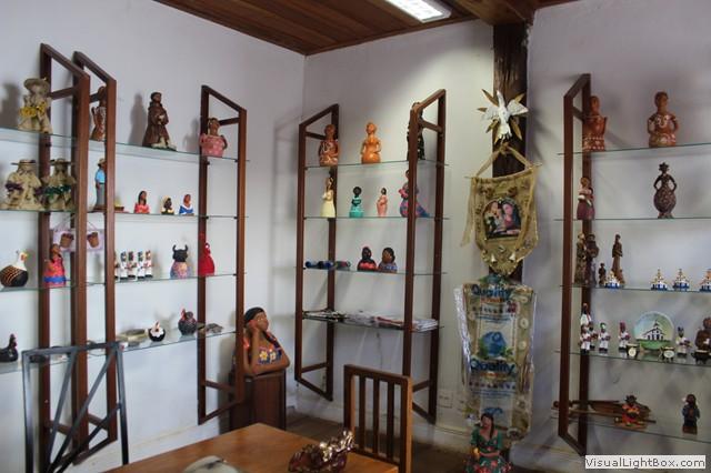 Mesa Aparador Mercado Livre ~ Atraç u00e3oà parte Loja de artesanatoé destaque entre consumidores de arte